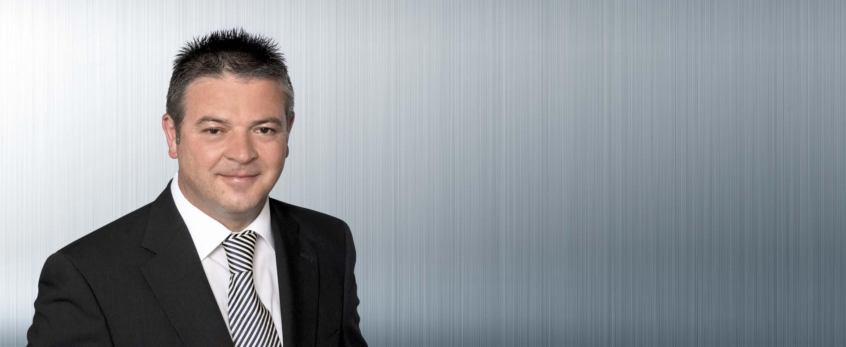 Alfred Bock, Inhaber und Geschäftsführer der Alfred Bock GmbH